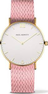 Paul Hewitt Uhr gold / rosa / weiß