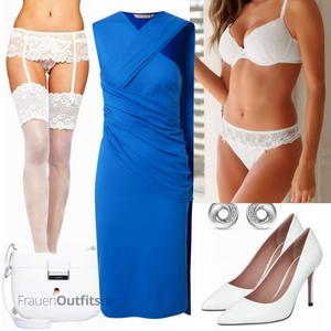 Auffälliges Abend Outfit FrauenOutfits.de