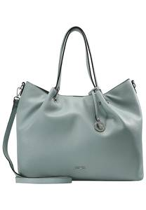 L.CREDI Shopper Ebony Shopper grün / blau