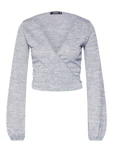 Missguided Shirt grau