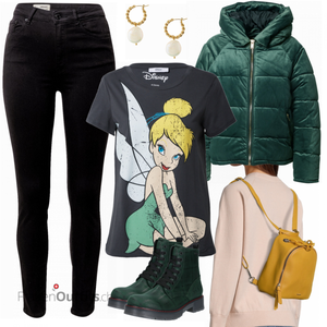 Disney Alltagsoutfit FrauenOutfits.ch