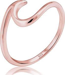 Elli Rosévergold. Silber-Ring  Größe 58