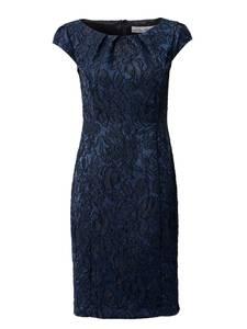 heine Cocktailkleid nachtblau