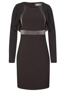 Nicowa Kleid IREM schwarz / silber