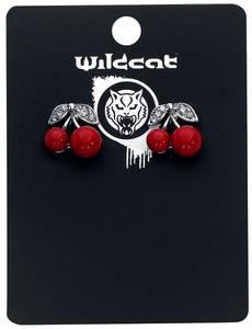 Wildkitten® Cherry Earstuds Ohrstecker-Set