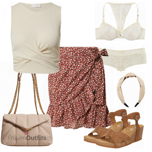 Outfit für den Sommer FrauenOutfits.ch