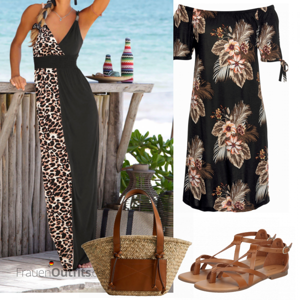Sommerliches outfit FrauenOutfits.de