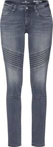 TOM TAILOR Jeans ''Carrie'' grey denim