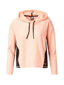 PUMA Sportsweatshirt ''Flawless'' schwarz / rosa