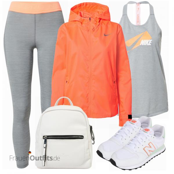 Sport Outfit FrauenOutfits.de