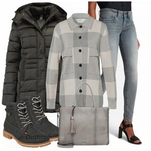 Herbstliches Freizeit Outfit FrauenOutfits.de