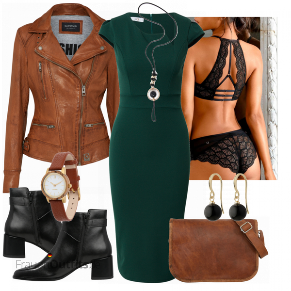Business Lady Outfit FrauenOutfits.de