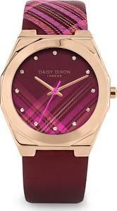 DAISY DIXON Uhr rosegold / beere / fuchsia