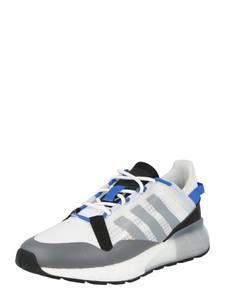 ADIDAS ORIGINALS Sneaker ''ZX 2K Boost Pure'' weiß / schwarz / grau / blau