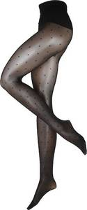 Swedish Stockings Feinstrumpfhose ''Doris Dot'' schwarz