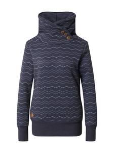 Ragwear Sweatshirt hellblau / nachtblau