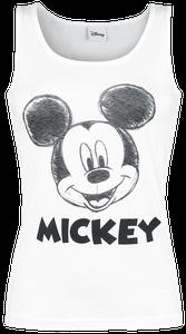 Micky Maus Face Schlafanzug
