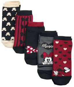 Micky Maus Minnie Maus Socken