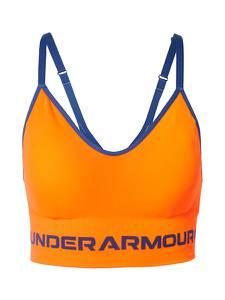 UNDER ARMOUR Sport-BH orange / blau