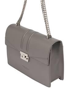 Seidenfelt Manufaktur Tasche ''ROROS'' grau