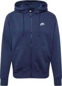 Nike Sportswear Sweatjacke dunkelblau