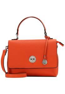 L.CREDI Handtasche ''Grazia'' orangerot