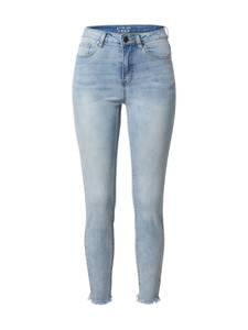 SISTERS POINT Jeans ''FENYA'' hellblau