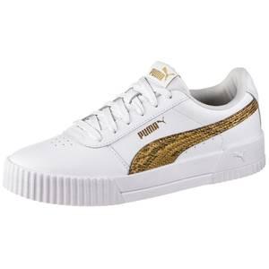 PUMA Sneaker ''Carina'' gold / weiß