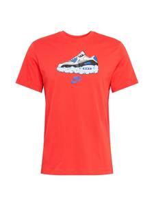 Nike Sportswear T-Shirt AIR AM90'' rot