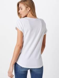 b.young T-Shirt ''Pamila'' weiß