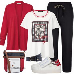 Stilvolle  Große Größen Outfits FrauenOutfits.de