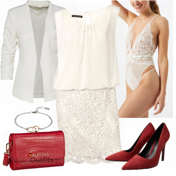 Modisches Abend Outfit FrauenOutfits.de