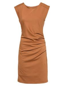 Kaffe Kleid ''India'' karamell