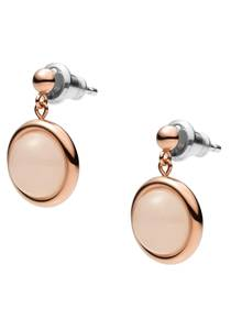 FOSSIL Ohrstecker rosegold