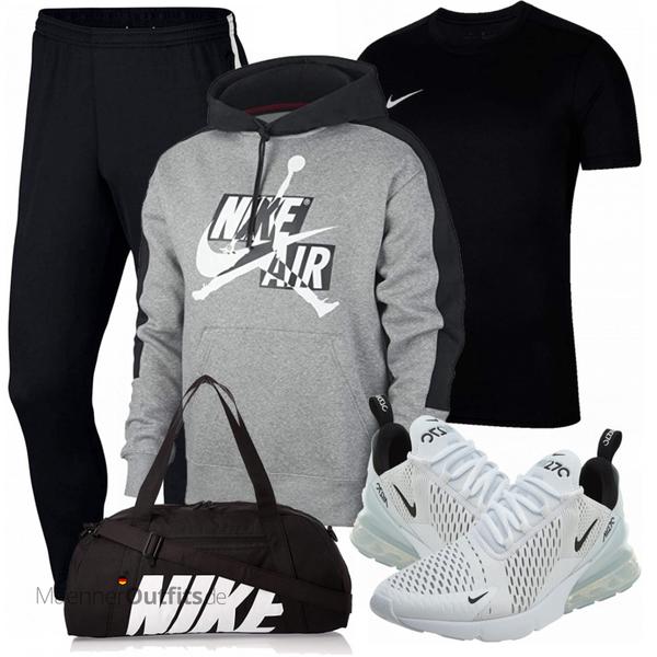 Sport Outfit MaennerOutfits.de