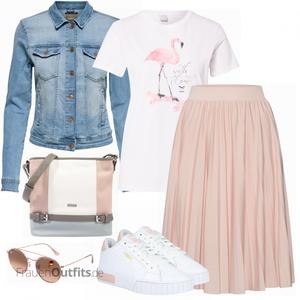 Outfit für den Frühling FrauenOutfits.de