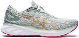 Asics Sportschoenen - Maat 40 - Vrouwen - licht groen/goud/roze