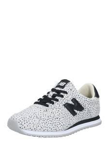 new balance Sneaker ''WLC100'' schwarz / weiß