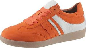 GABOR Sneaker orange / weiß