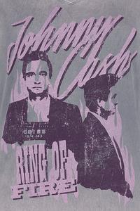 Johnny Cash Sasha ring Of T-Shirt