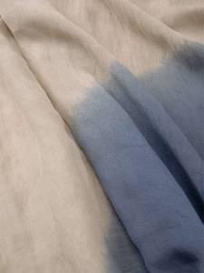 MINE TO FIVE Schal beige / weiß / blau