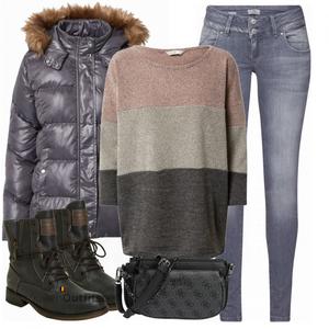 Stijlvolle wintersfeer VrouwenOutfits.be