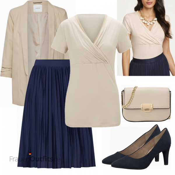 Business Look für Damen FrauenOutfits.de