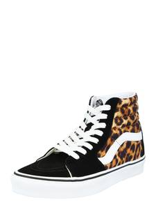 VANS Sneaker ''SK8-Hi'' weiß / schwarz / braun