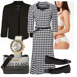 Modernes Business Outfit FrauenOutfits.de