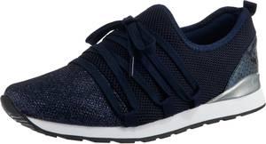 Lynfield Sneaker dunkelblau / blau / silber