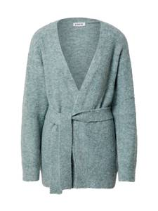 EDITED Strickjacke ''Edita'' blau