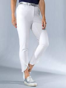 Jeans weiß MIAMODA