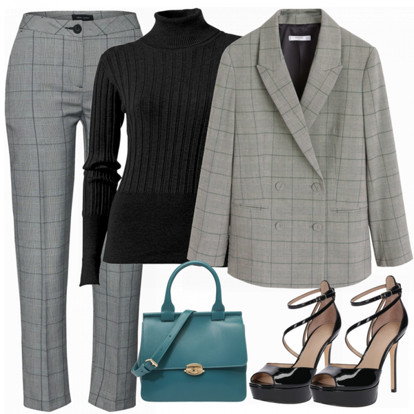 Smart Casual Outfit FrauenOutfits.de
