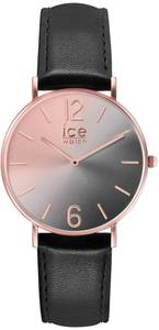 ICE WATCH Quarzuhr rosé / schwarz